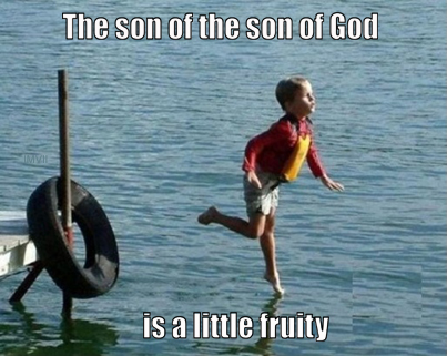 son of the son of god